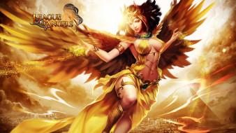 блестки, крылья, девушка, ангел, Nubile