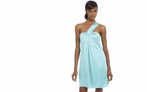 девушки, -unsort , темнокожие, платье, модель