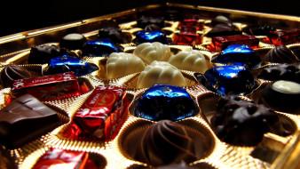 ассорти, конфетв