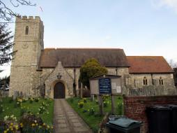 Southfleet, St Nicholas Church, Kent, UK