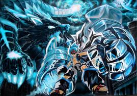 аниме, shaman king, король, шаманов