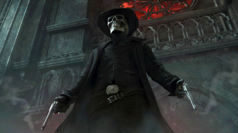 Elias Ravanetti, The Gunslinger