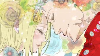 аниме, nanatsu no taizai, семь, смертных, грехов