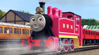 мультфильмы, thomas and friends, thomas, and, friends