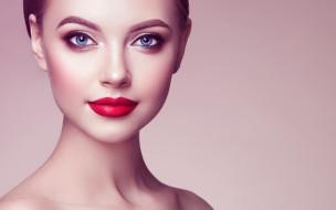 модель, стиль, макияж