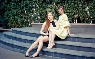 Sophie Turner, Maisie Williams, модель, девушка
