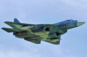 боевые самолеты, су-57, авиация, россия, ввс, истребители, pak fa, su-57, пак фа
