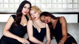 Naomie Harris, девушка, Monica Bellucci, модель, Lea Seydoux