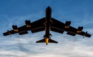 военный самолет, бомбардировщик, боинг