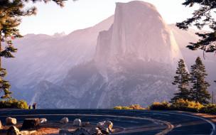 горы, шоссе
