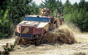 tatra titus, техника, военная техника, чешская, бронемашина, современная, бронетехника, военные, грузовики, бронированный, автомобиль
