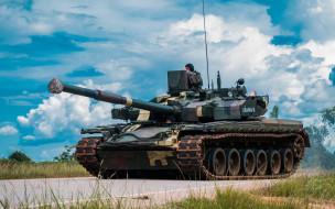 королевская армия таиланда, таиланд, современные танки, т84, украинский танк