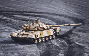 т90, пыль, танки, русские мбт, русская армия, т90 владимир, песочный камуфляж, бронетехника