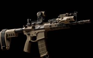 оружие, снайперская винтовка, штурмовая, винтовка, карабин, дизайн