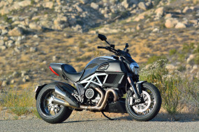 ducati diavel carbon, мотоциклы, ducati, diavel, carbon, мотоцикл