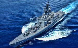 япония, jds kurama, военные корабли, военно морской флот, shirane class, эсминец, ddh144