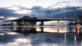 military aircraft, Bomber, Northrop Grumman B-2 Spirit, Northrop Grumman, aircraft, vehicle