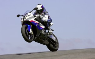 мотоцикл, байкер, скорость