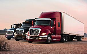 доставка груза, грузовые автомобили, американские грузовики, грузоперевозки, экстерьер
