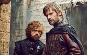 Nikolaj Coster-Waldau, Jaime Lannister, Peter Dinklage, Tyrion Lannister