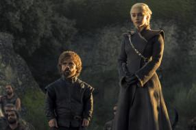 Daenerys Targaryen, Tyrion Lannister, Emilia Clarke, Peter Dinklage