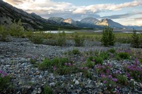 природа, пейзажи, камни, озера, горы