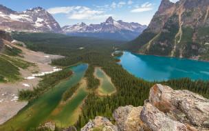 природа, пейзажи, панорама