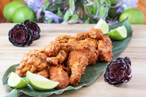 ножки, камбоджийская, курица, кухня, мясо