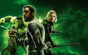 Scarlett Johansson, Black Widow, Mark Ruffalo, hulk