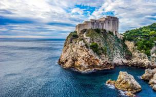 города, дубровник , хорватия, крепость