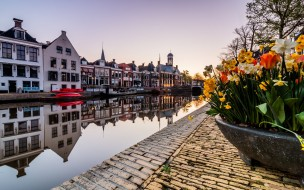 The Netherlands, Dokkum