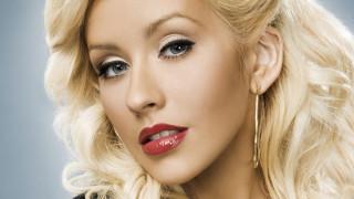 поза, красотка, портрет, лицо, певица, взгляд, макияж, модель, блондинка, девушка, Christina Aguilera