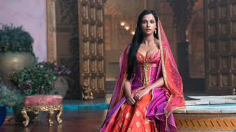 Princess Jasmine, Naomi Scott
