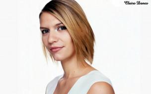 блондинка, Claire Danes, лицо, актриса