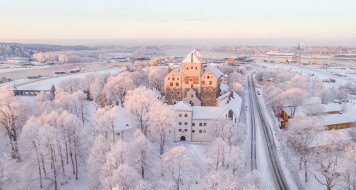 turun linna, turku, finland