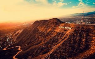 панорама, холмы