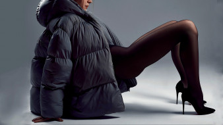туфли, куртка, колготки