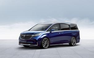 2019 buick gl8 avenir, американские автомобили, минивэны, бьюик, автомобили премиум класса