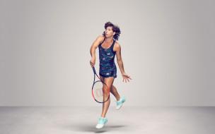 спорт, теннис, карла, суарес, наварро, теннисистка, испанская