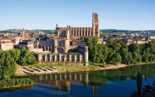 Albi, France, The Cathedral Basilica of Saint Cecilia