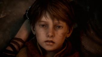 мальчик, лицо