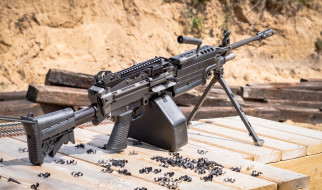 оружие, пулемёты, пулемет