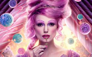 The Sugarplum Fairy, Keira Knightley