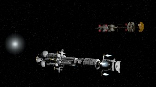 3д графика, космические корабли,  звездолеты , spaceships,  starships, галактика, звезды, планеты, космический, корабль