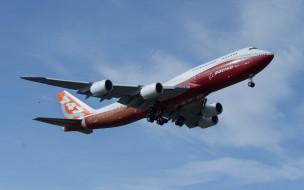 747-8, Boeing, Intercontinental