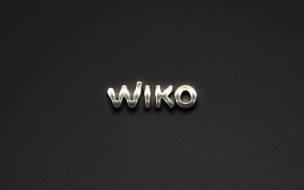 телекоммуникации, китайская компания, эмблемы, креатив, wiko, каменный, серый, steel art, бренды, tinno mobile, стальной логотип, логотип