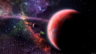 галактика, вселенная, планеты, звезды