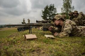 оружие, армия, спецназ, soldat-snaiper-oruzhie