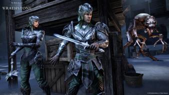 ролевая, онлайн, The Elder Scrolls Online