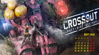 Crossout, action, онлайн